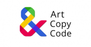 Logo ART COPY & CODE