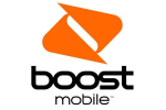 Logo BOOST MOBILE